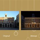 Ejemplos de proyectos de Iluminación Navideña en exteriores