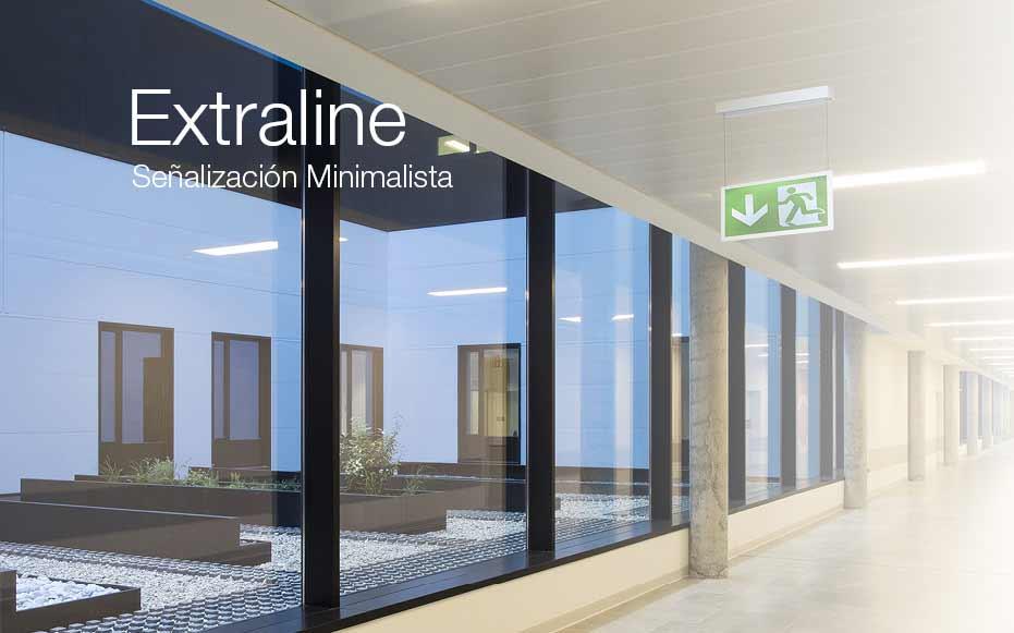 Descubre los nuevos equipos de señalización de emergencia ExtraLine de NormaLux